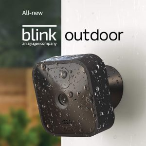 All-new Blink Outdoor—Wireless, Weather-Resistant HD Security Camera