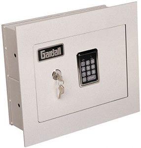 Gardall WS1314-T-EK 4 Concealed Wall Safe