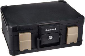 Honeywell Safes & Door Locks Fire Safe Waterproof Safe