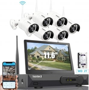 ISOTECT All in One Home Video Surveillance System