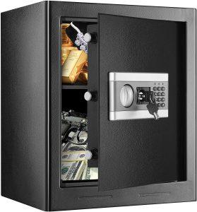 KKTECT 1.53Cub Security Safe Lock Box