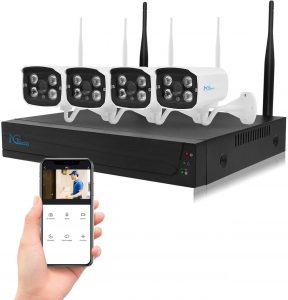 NGTeco Home Security System