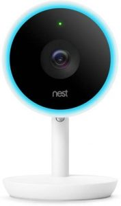 Nest Labs Wi-Fi-enabled Indoor Camera
