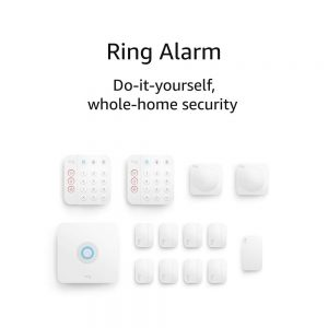 Ring Alarm 14-piece Home Security Kit (2nd Gen)