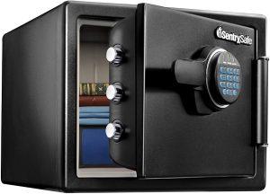 SentrySafe SFW082F Safe with Digital Keypad