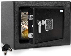SereneLife Home Security Electronic Safe