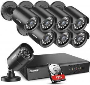 aNNKE 5MP Lite Home Security System