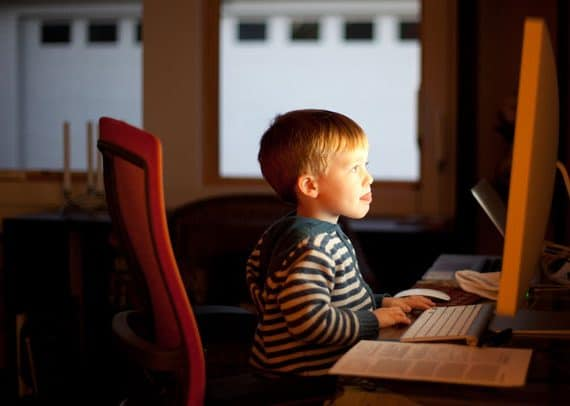 How to Protect your Child's Identity Online