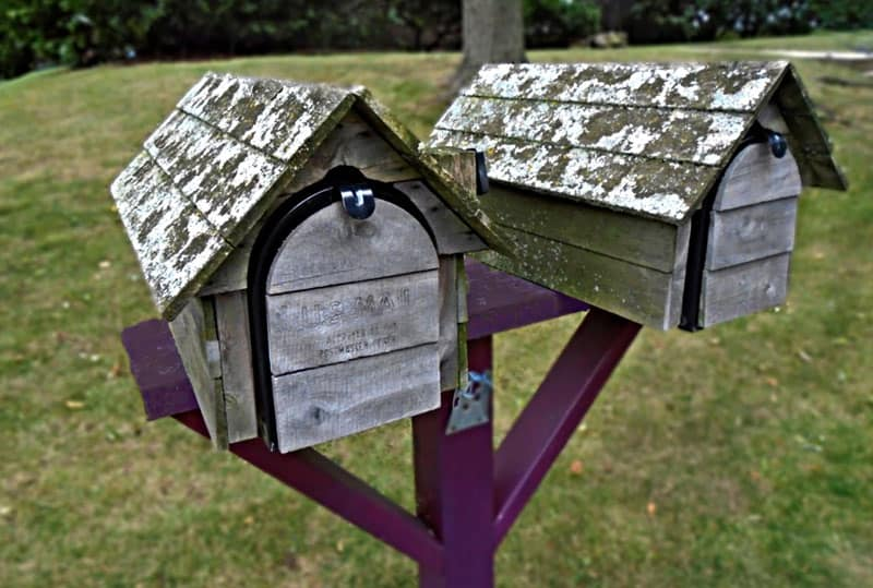 and-old-mailbox