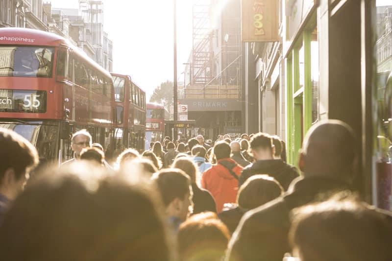london-rush-hour