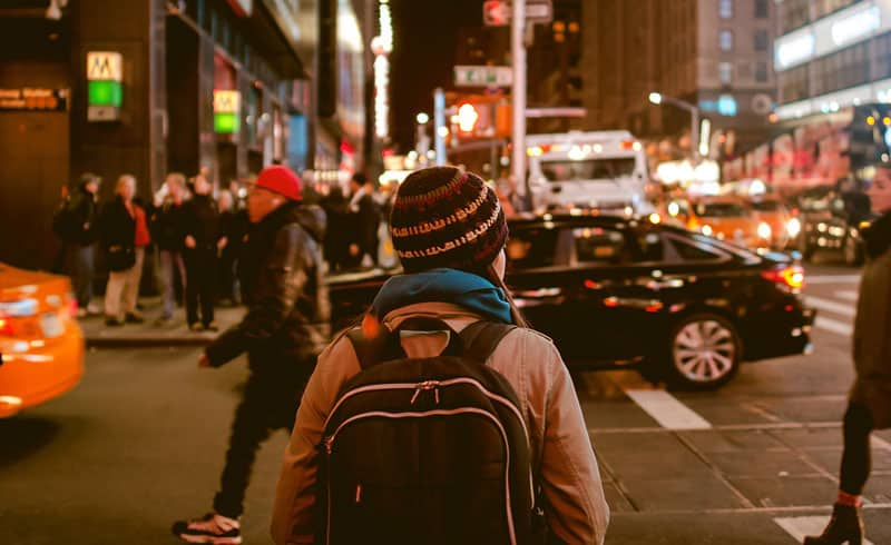 walking-on-the-street-at-night